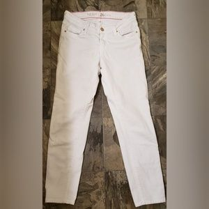 Kate Spade♠ 26 Play Hooky White Jeans